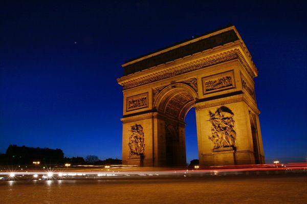 Le Meridien Etoile nära Triumfbågen i Paris kan få nya ägare. Foto: Stock.xchng