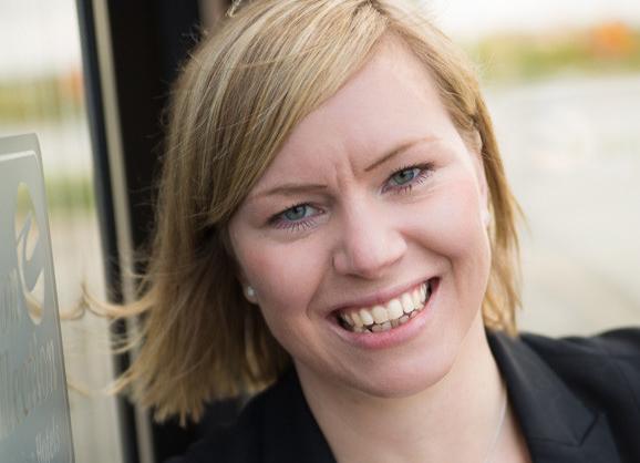 Johanna Hellström.