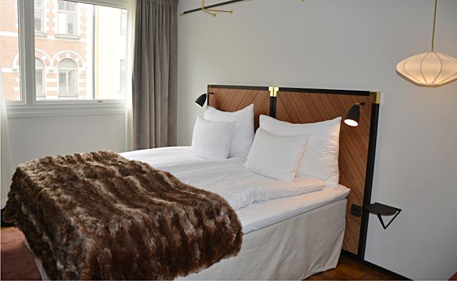 För sex år sedan gjorde Anticimex 350 saneringar av vägglöss på hotell i Sverige. Två år senare var saneringarna nästan dubbelt så många.