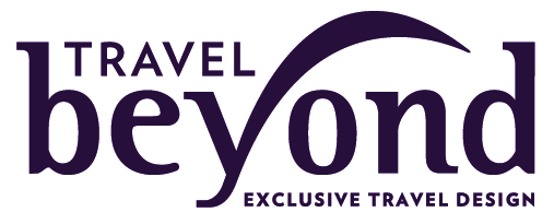 Travel Beyond purple with Exclusive Travel Design