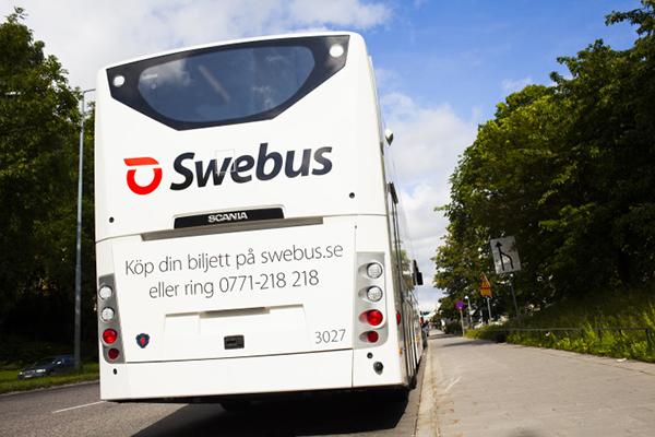 Swebus-buss.