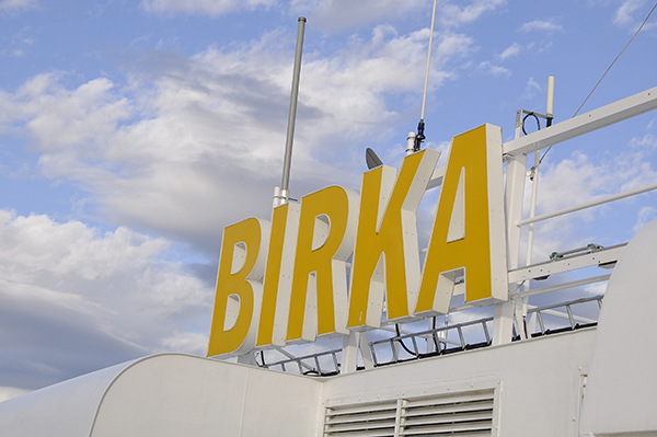 Birka Cruises satsar på utökad service från 19 september. Foto: pressbild.