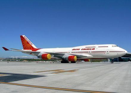 Air India har satt nytt rekord i långflygning.