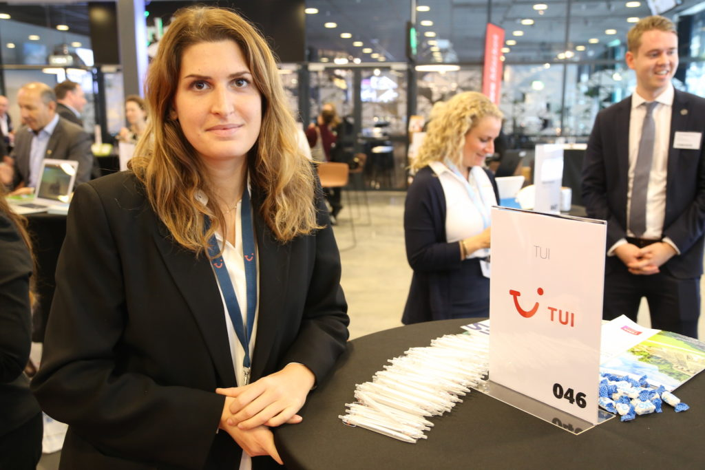 Leyla Öfwerström, TUI.