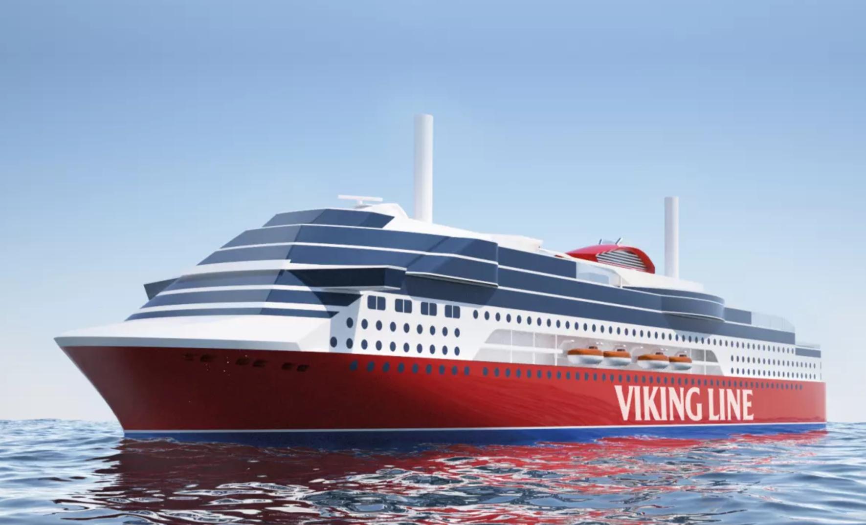 Viking Line Premium Aamiainen