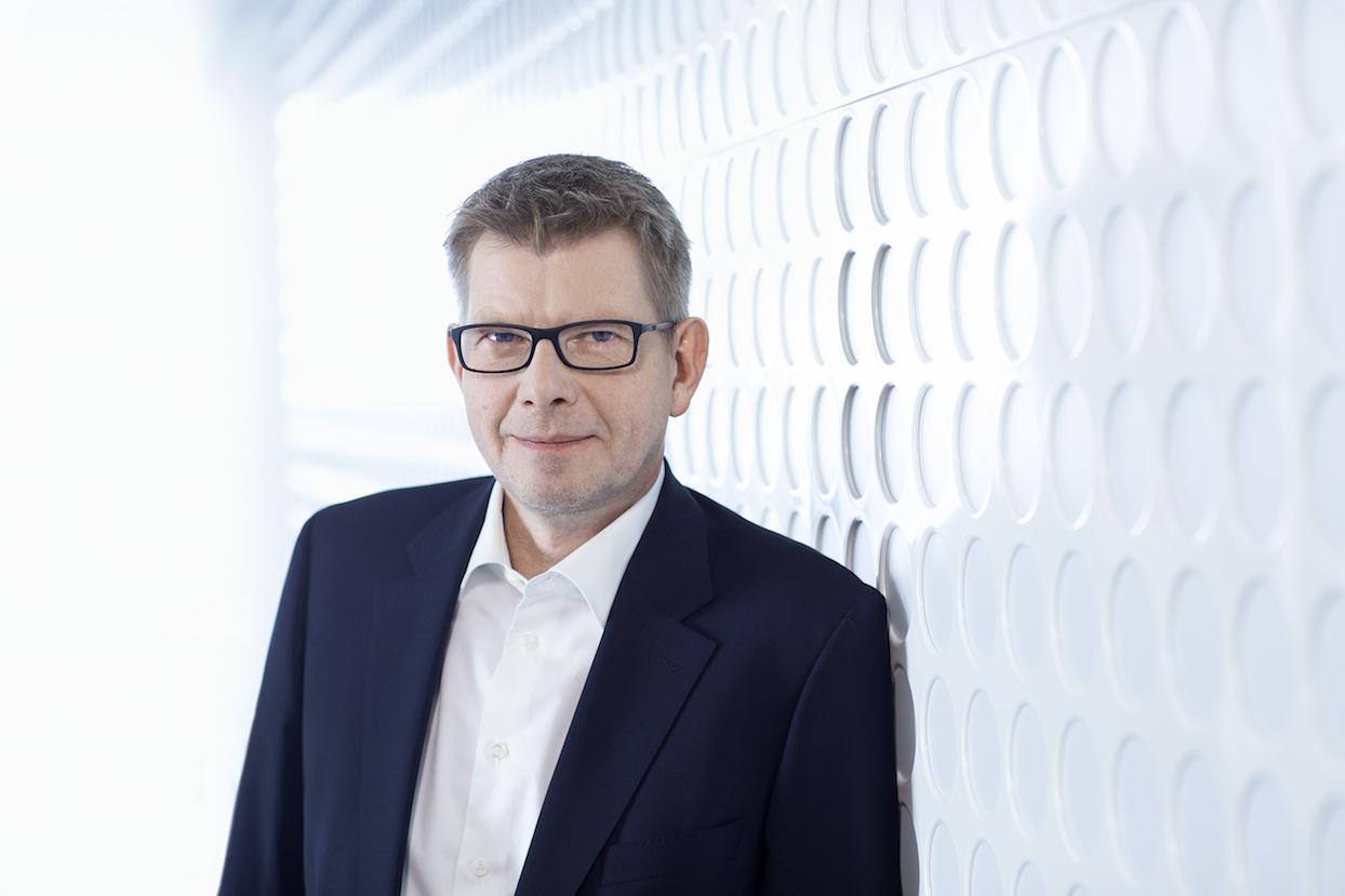 Thorsten Dirks är ny  vd för Eurowings. foto: Pressbild