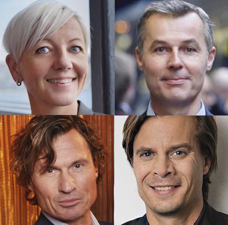 Satu Andersson, Birka Cruises, Crister Fritzson, SJ, Petter Stordalen, Nordic Choice och Mathias Hedlund, Etraveli är nominerade till Årets ledare som utses på GTA.