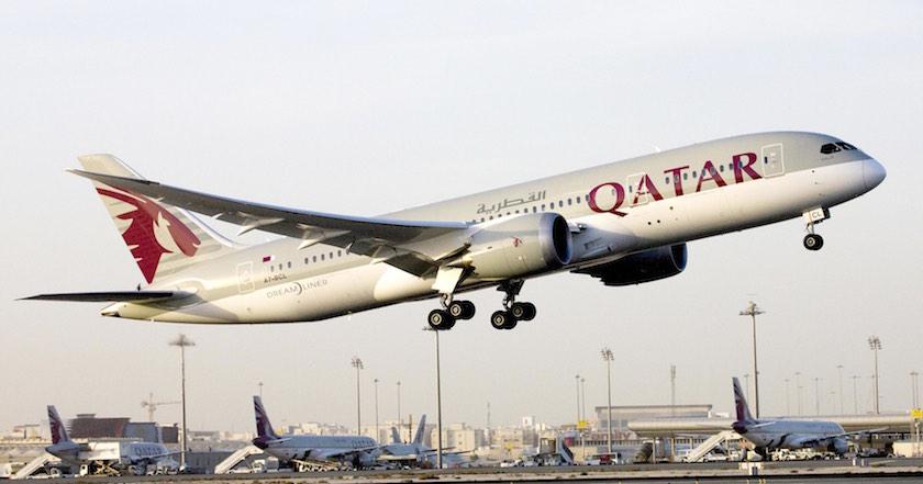 Qatar Airways sätter in en Dreamliner från Helsingfors efter sommaren.