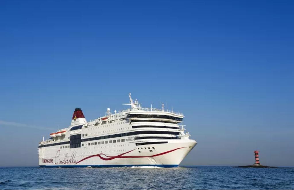 Viking Cinderella är tillbaka efter en omfattande renovering. Foto: Viking Line