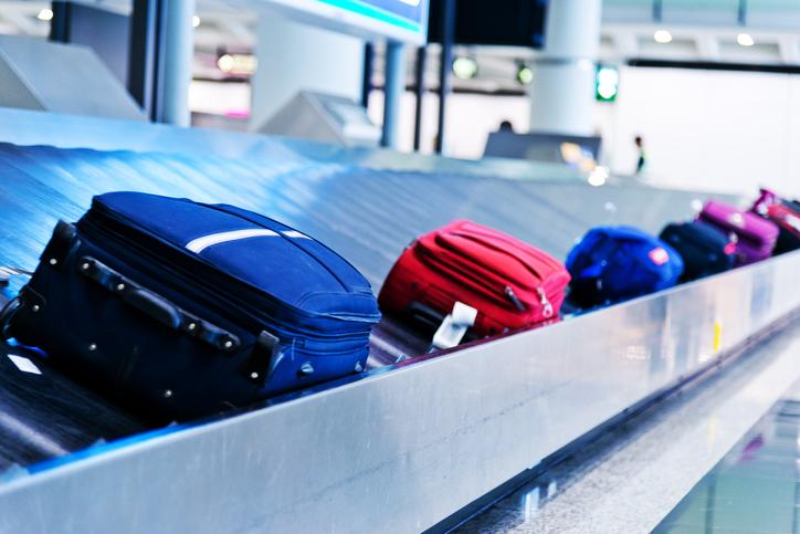 borttappad väska ryanair