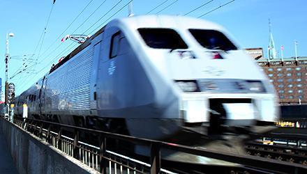 tåg till tyskland från stockholm