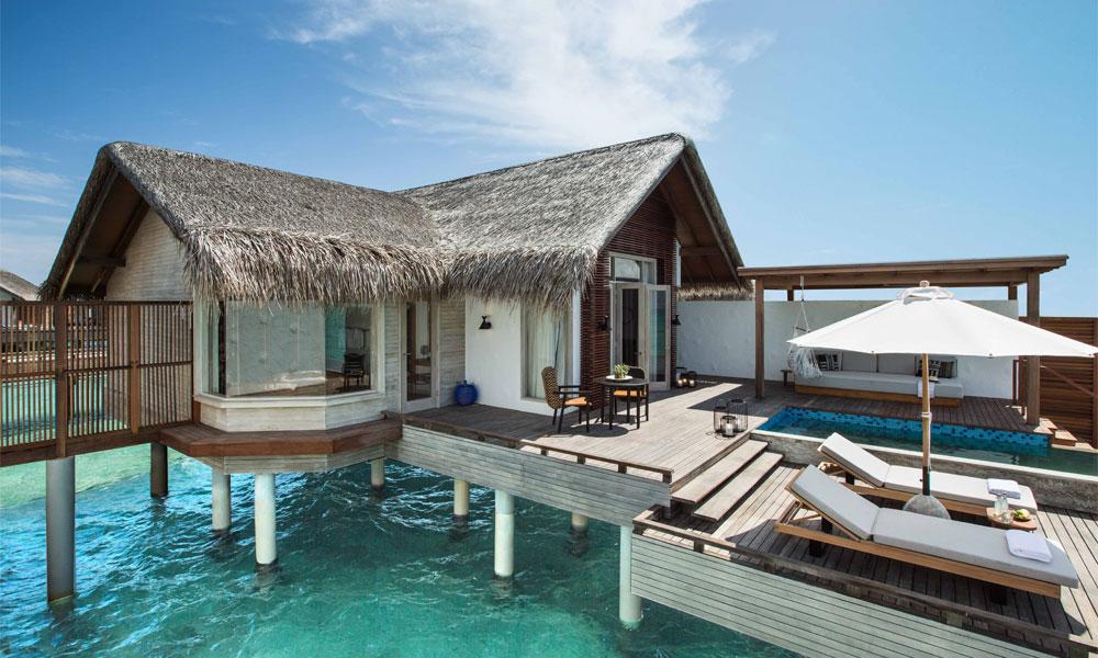 Fairmont ppnar sin f rsta resort p maldiverna travel news for Villas 2018