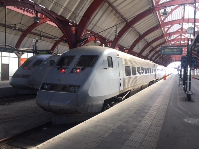 boka tåg stockholm
